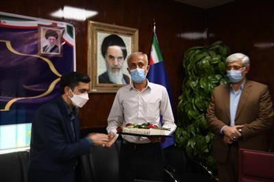 سرپرست جدید نفت و گاز گچساران معارفه شد