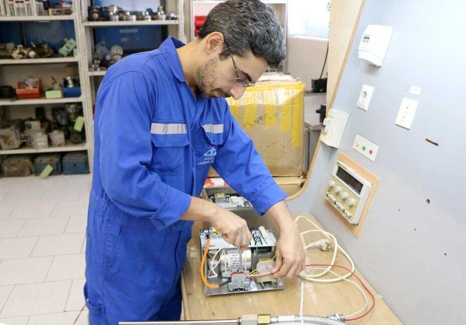 بومیسازی سیستم جرقهزن توربینهای SGT200 زیمنس در سیری