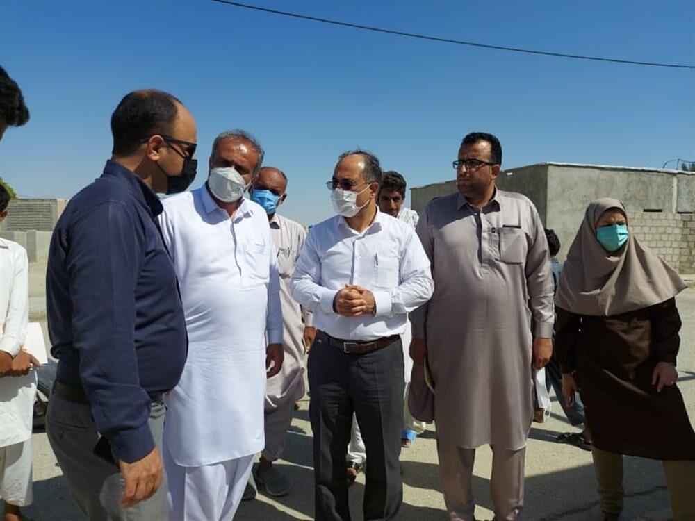 مشارکت پتروشیمی در تأمین پایدار آب شرب روستاهای سیستان و بلوچستان