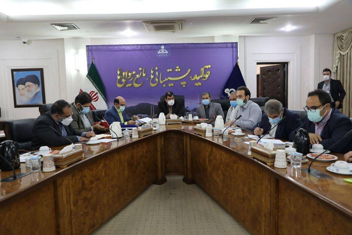 رفع مشکلات کارکنان منطقه ویژه پارس در دستور کار وزارت نفت