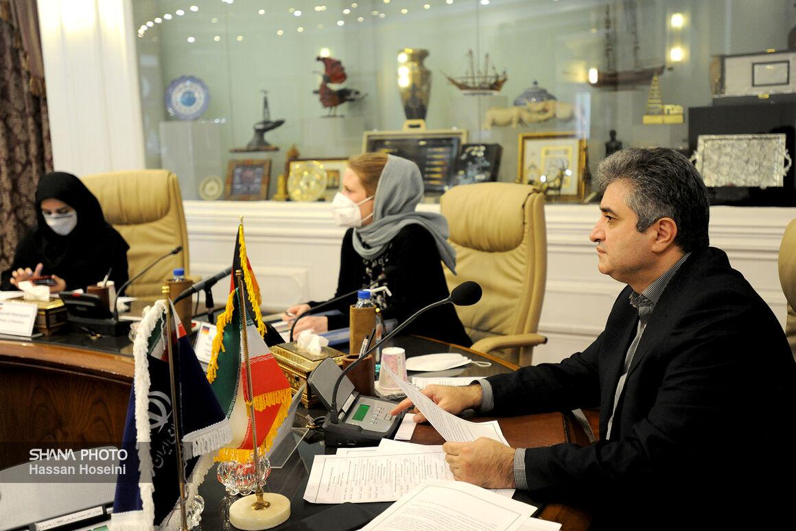 3rd Iran-Germany Energy Working Committee Held