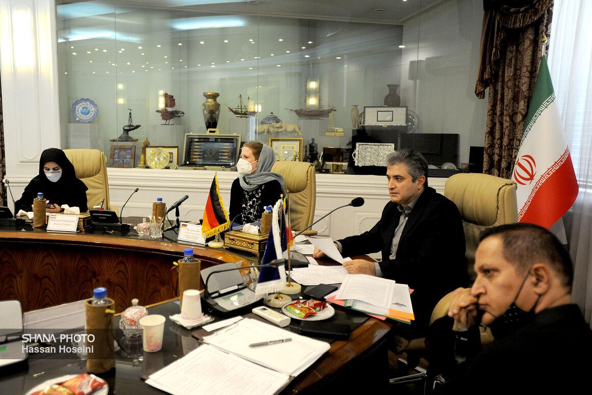 3rd Iran-Germany Energy Woking Committee
