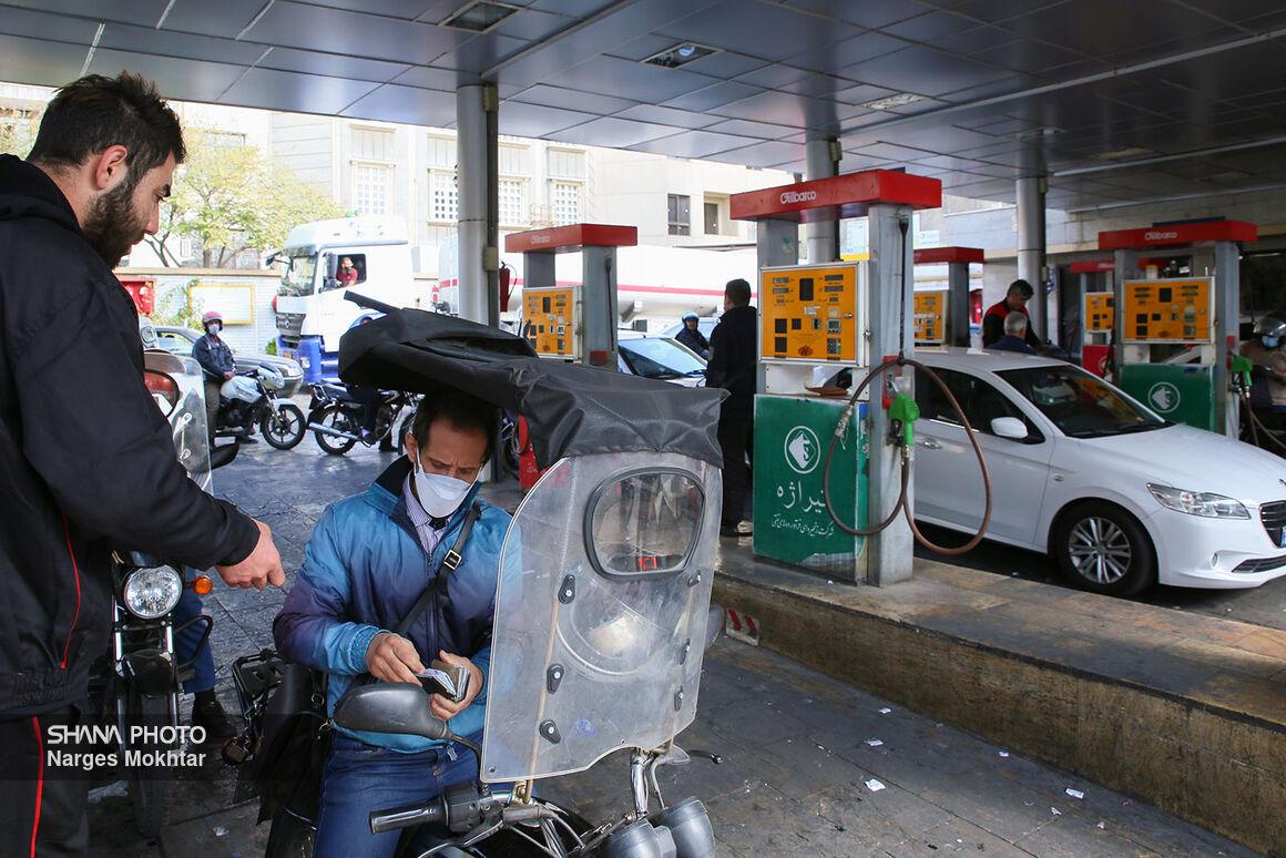 روند تدریجی عملیاتی شدن جایگاههای عرضه سوخت تهران (۲)