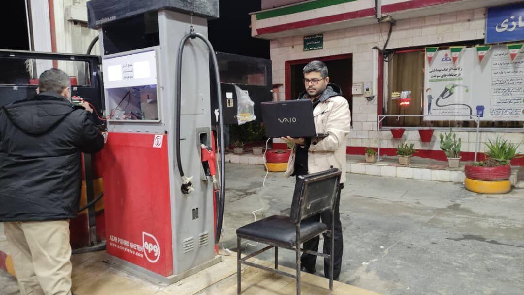 همکاری شرکت ملی گاز در عملیاتی کردن جایگاههای عرضه سوخت