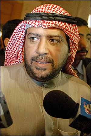 فهد الصباح: اتحادیه اروپا و اوپک بازار نفت را ارزیابی می کنند