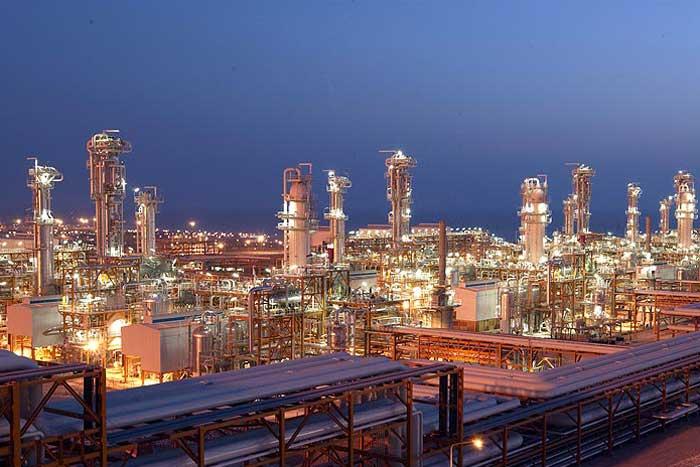 افزایش تولید گاز شیرین در فازهای ۴ و ۵ پارس جنوبی