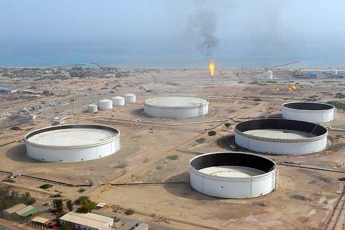 ظرفیت ذخیرهسازی نفت خام در سیری افزایش مییابد