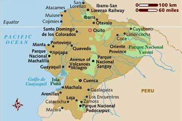 احتمال توقف یکسوم تولید نفت اکوادور