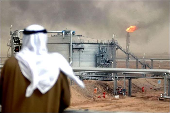 سقوط صادرات نفت خام عربستان به آمریکا