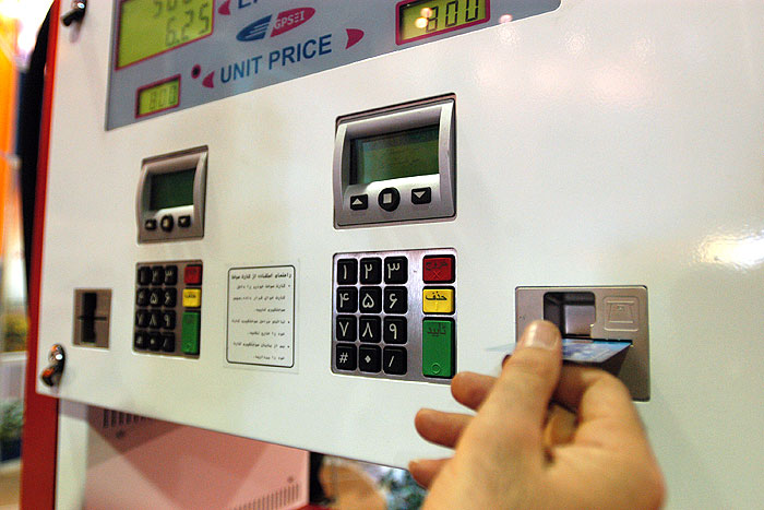 ۹۳۳ کارت هوشمند سوخت غیرمجاز در منطقه البرز مسدود شد