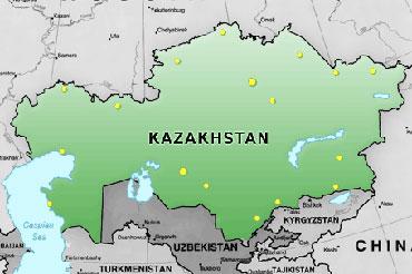 تولید نفت خام قزاقستان کاهش یافت