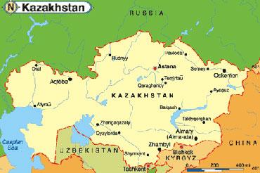 انتقال نفت قزاقستان بهدلیل سرمای هوا مختل شد