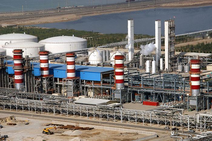 تحقق ۱۱۷ درصدی برنامه تولید در فجر انرژی خلیج فارس