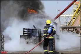 برگزاری رزمایش مدیریت بحران در شرکت گاز البرز