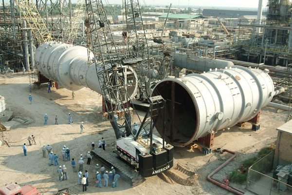 Phase I of Persian Gulf Star Refinery Online by May