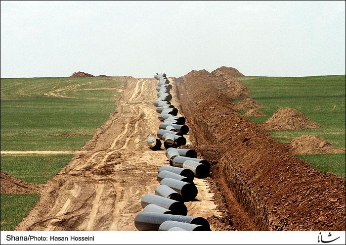 نیاز 600 میلیارد تومانی برای تکمیل خط لوله گاز ایرانشهر _ زاهدان