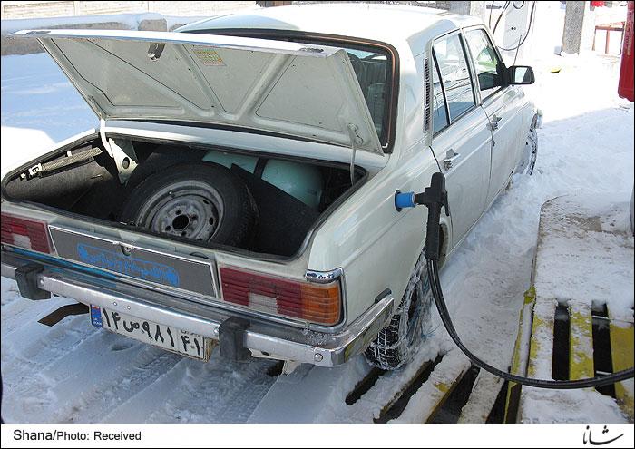 ضرورت تعیین متولی گازسوز کردن خودروها در سال 93