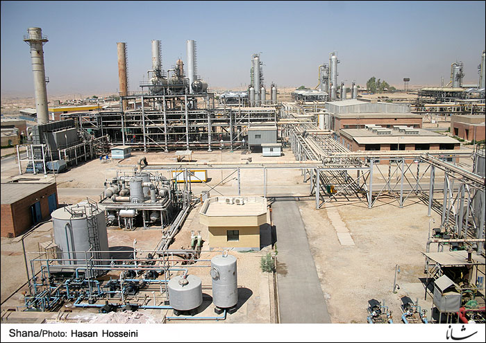Gas Refinery Triples Output in 3 Years