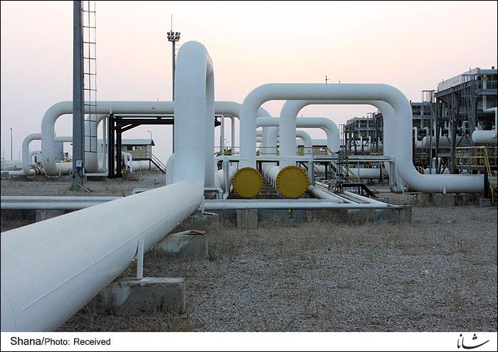 انتقال بیش از 100 میلیارد مکعب گاز در منطقه 10 عملیات