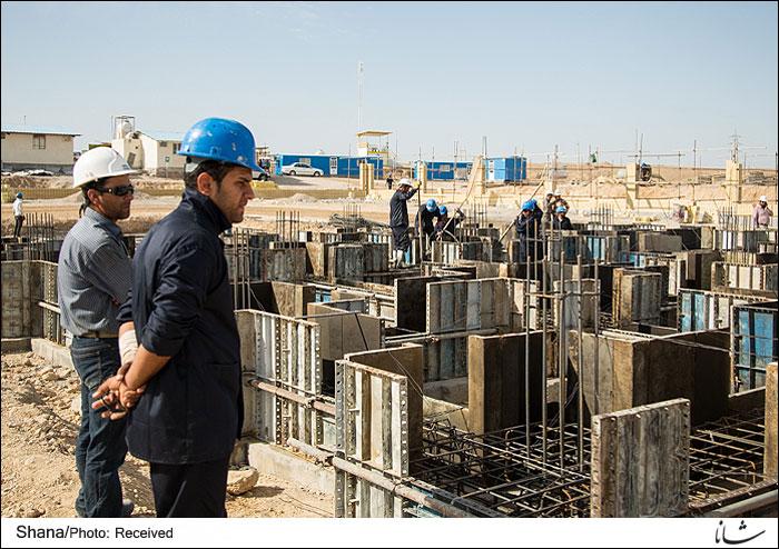 شمارش معکوس برای بهرهبرداری از طرح توسعه میدان آذر