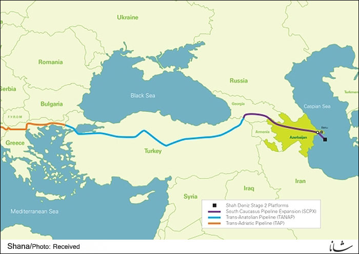 چشم انداز انرژی و ذخایر نفت و گاز جمهوری آذربایجان