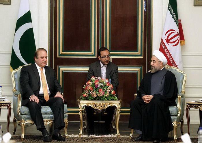 تهران و اسلام آباد بر سر پیشبرد خط لوله گازی آی پی توافق کردند