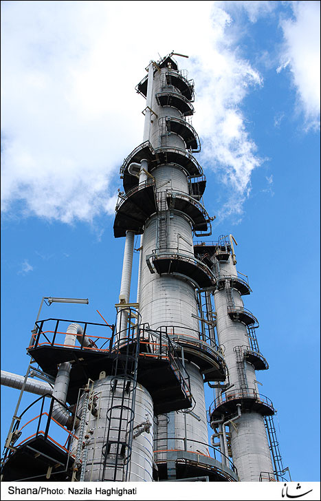 Refinery Exports 300 Tons/Day Sulfur