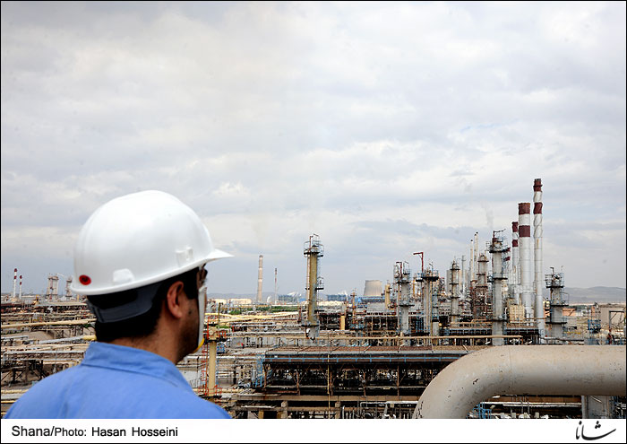 Iran Eyes 3mb/d Output from Refineries
