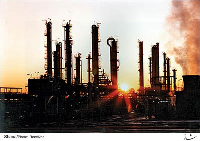 Isfahan Refinery Produces Euro-4 Petrol