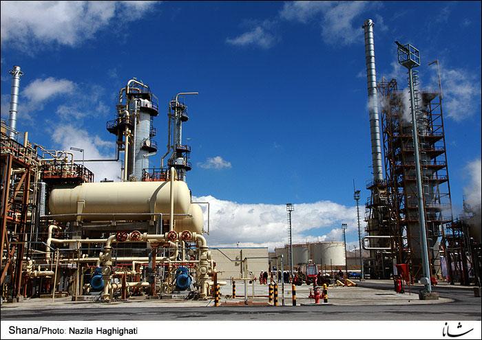 Arak Refinery Contains Sulfur Production