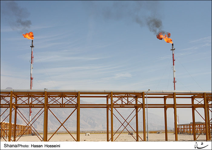 Flare Gas Recovery at Gas Refinery