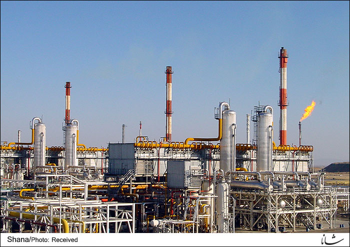 Hasheminejad Refinery Injects 6 bcm of Gas to Network