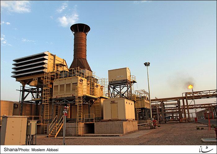 افزایش ۵۶ درصدی گاز تحویلی به ذخیرهسازی شوریجه در منطقه ۴ انتقال گاز