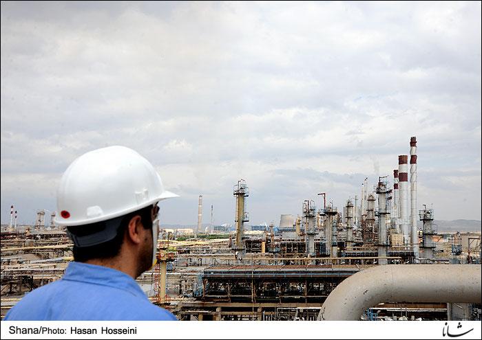 Esfahan Refinery Eruo-4 Gasoline Output 2 ml/d
