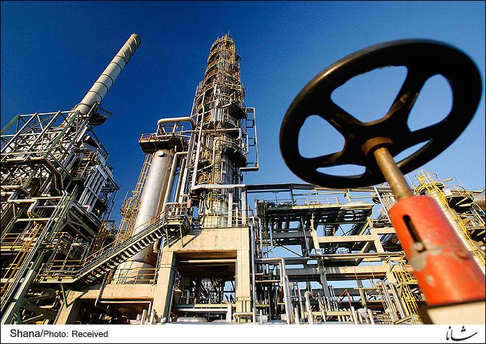 Iran Refinery Supplied Domestically