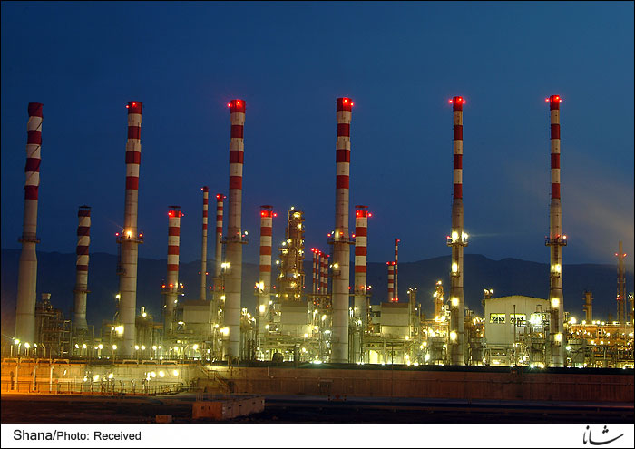 Bandar Abbas Oil Refinery Upgrading Nearly Complete