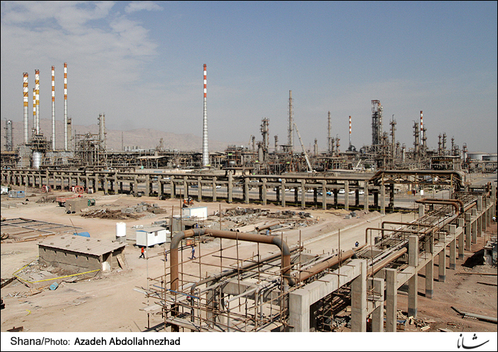 Iran Share in ME Oil Products Exports Reaches 13.7%