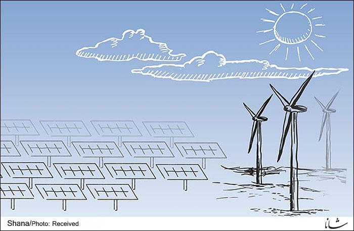 مصرف انرژی باد، زمین گرمایی، خورشیدی، زیست توده و زباله در جهان 4.2 برابر شد
