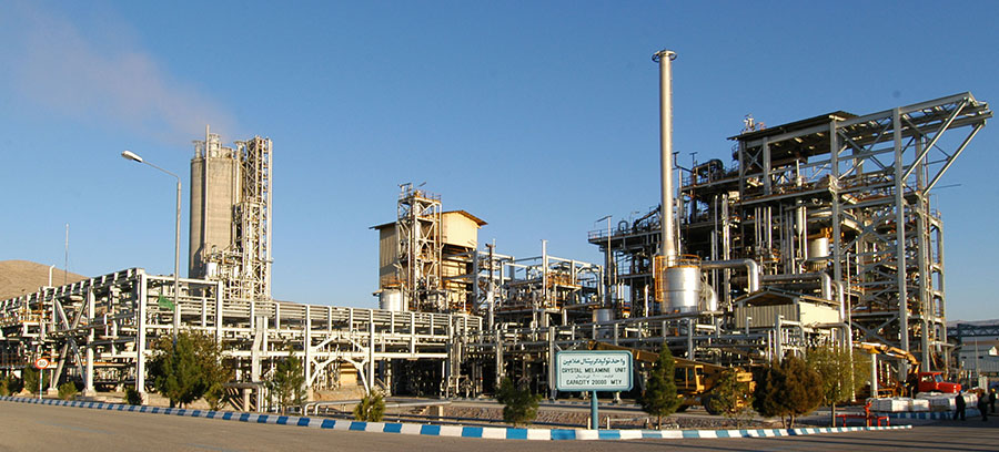 Iran to Double Melamine Crystal Output by Launching Lordegan Petrochem Project