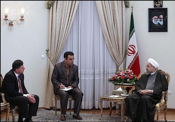 بلغارستان میتواند پل ارتباطی ایران با کشورهای اروپایی در حوزه انرژی باشد