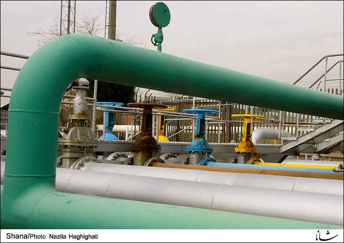Asia 1st Place for Iran Gas Exports