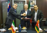 Iran, Oman Sign Gas Pipeline Study Contract