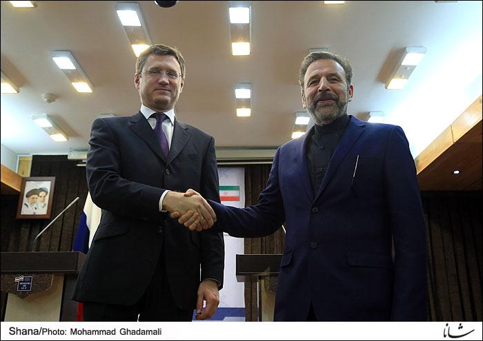 Vaezi: Iran's Oil Output to Reach Pre-Sanction Level Soon