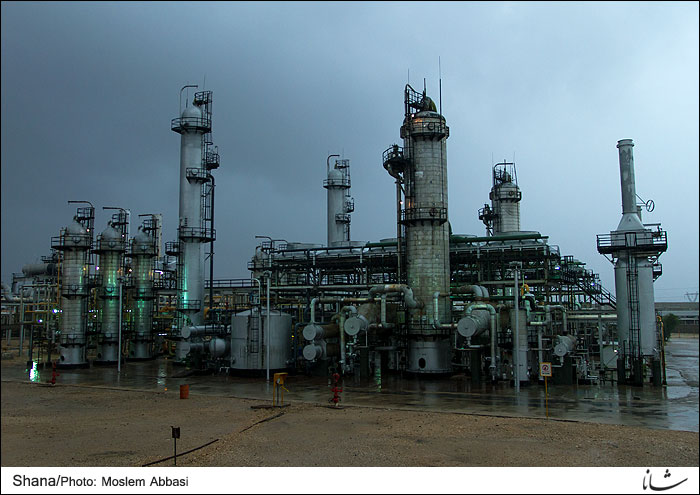 Gas Refinery 7-Month Output at 4bcm