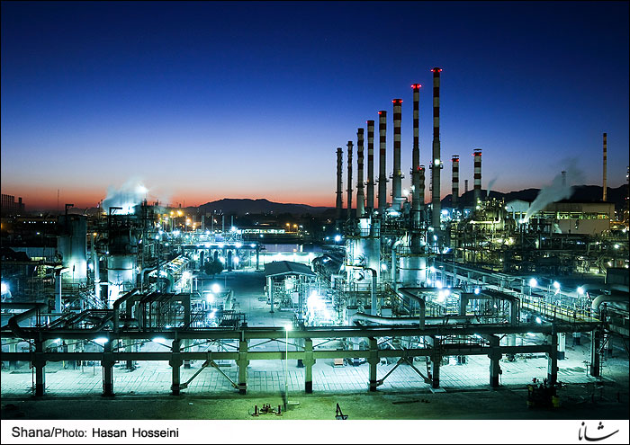 EMS Project Nearly Complete at Bandar Abbas Refinery