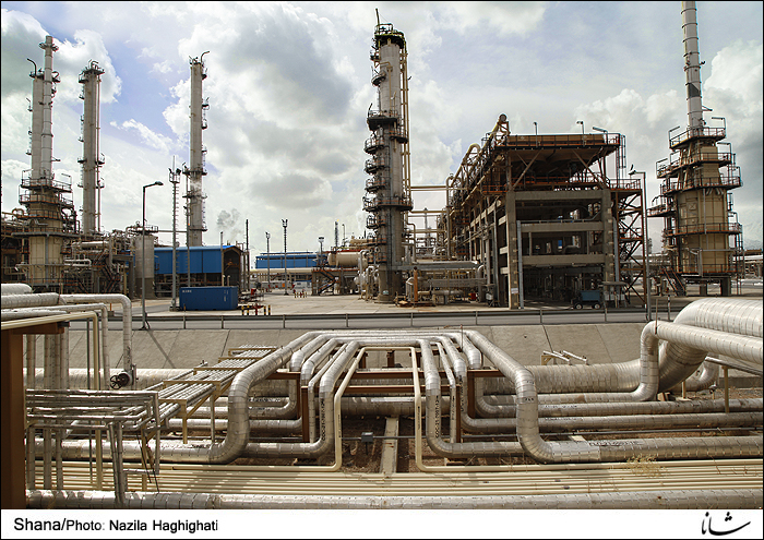 South Pars Refinery Processes 8.5mb of Gas Condensate in 10 Months