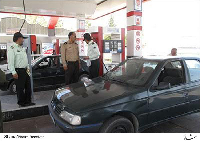 208,000 Liters of Smuggled Fuel Seized in Northeastern Iran