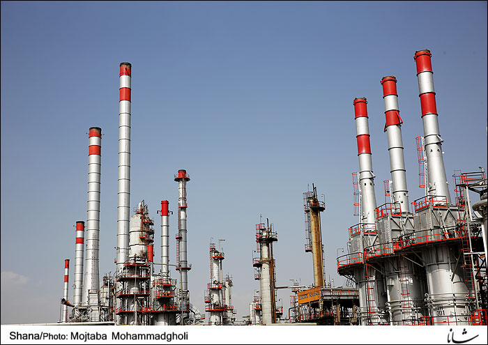 Tehran Refinery Ready for Processing Swapped Oil