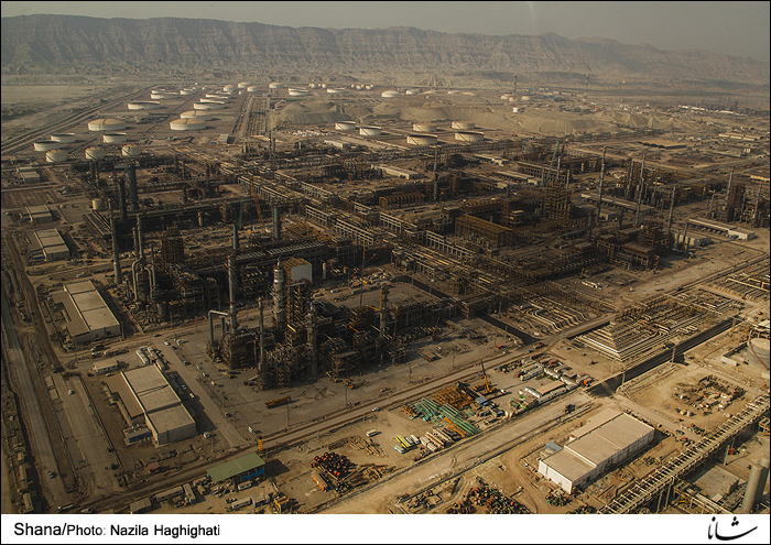 Iran to Launch Major Refinery Project before March 2017