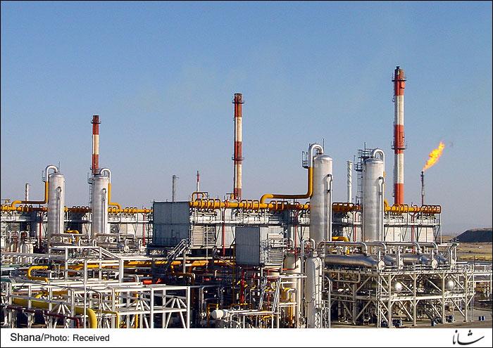 تدوین اهداف راهبردی پالایشگاه گاز ایلام